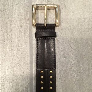 Michael Kors Accessories - NWOT Michael Kors Black Belt